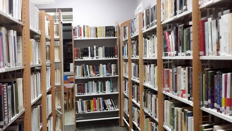 Ouverture bibliothèque
