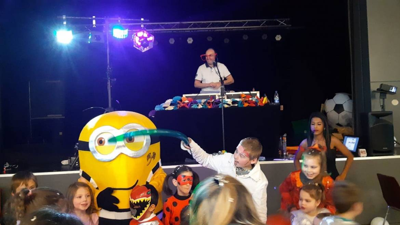 Le carnaval des enfants fait le plein