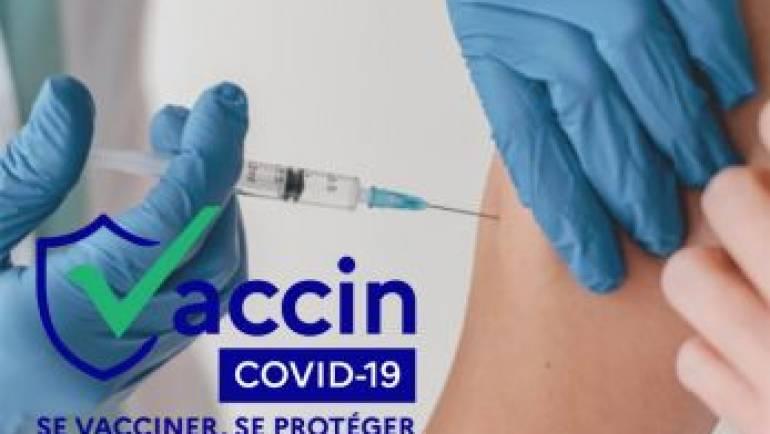 Centre de vaccination à Montbronn: OUVERT