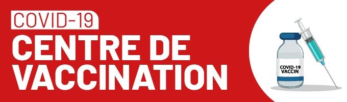 Centre de vaccination – ouverture des inscriptions Doctolib