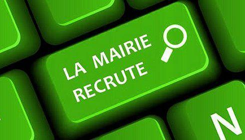 La Commune recrute