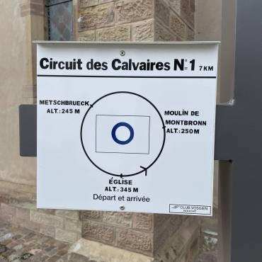 Circuit bleu
