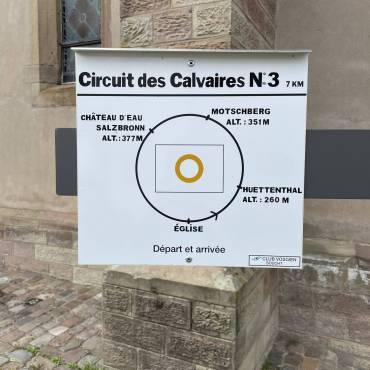 Circuit jaune